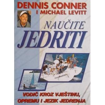 Dennis Conner i Michael Levitt: Naučite jedriti